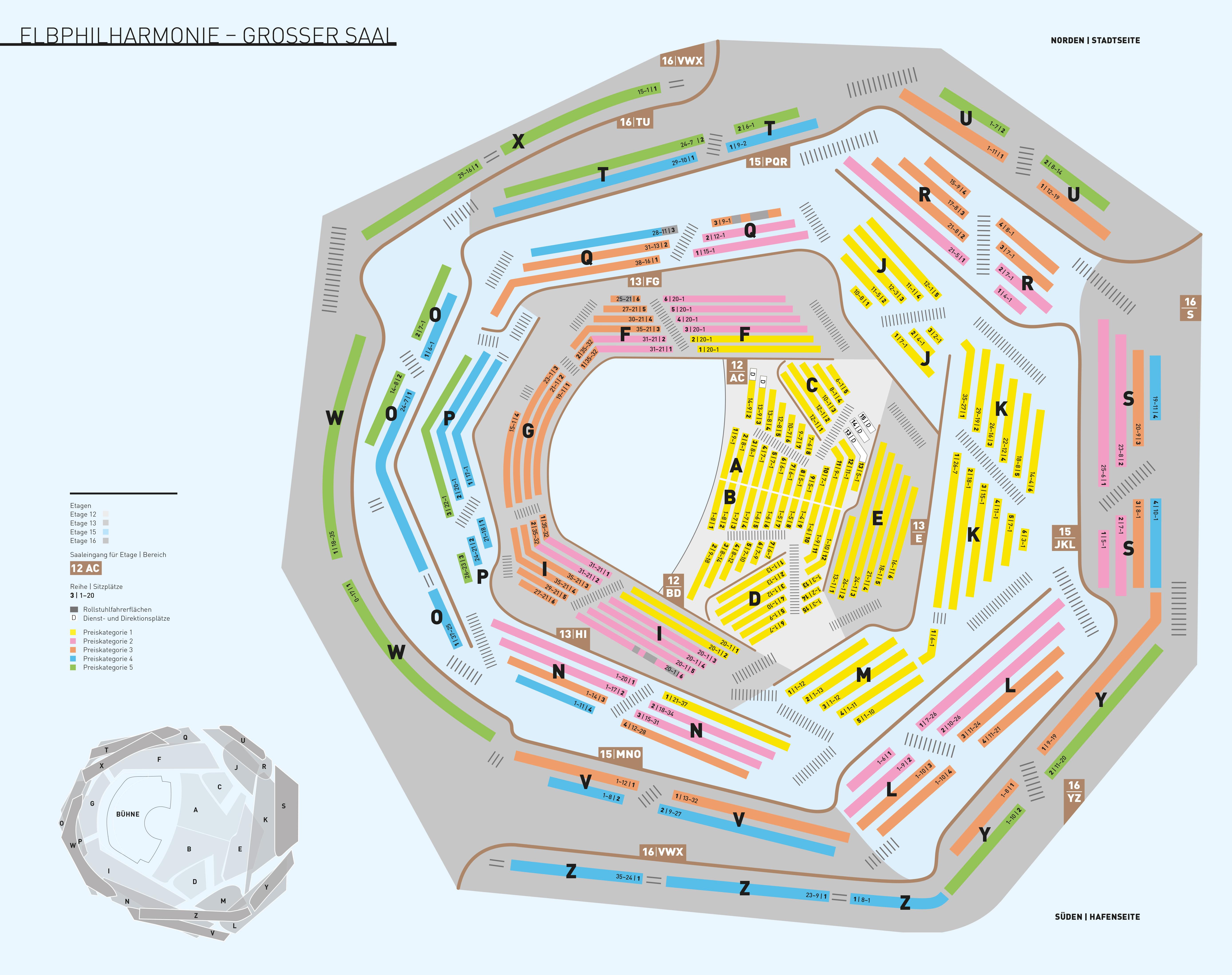 Ticketinformationen - Elbphilharmonie