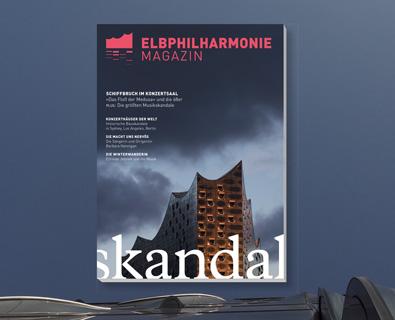 Elbphilharmonie Magazin / Ausgabe 3