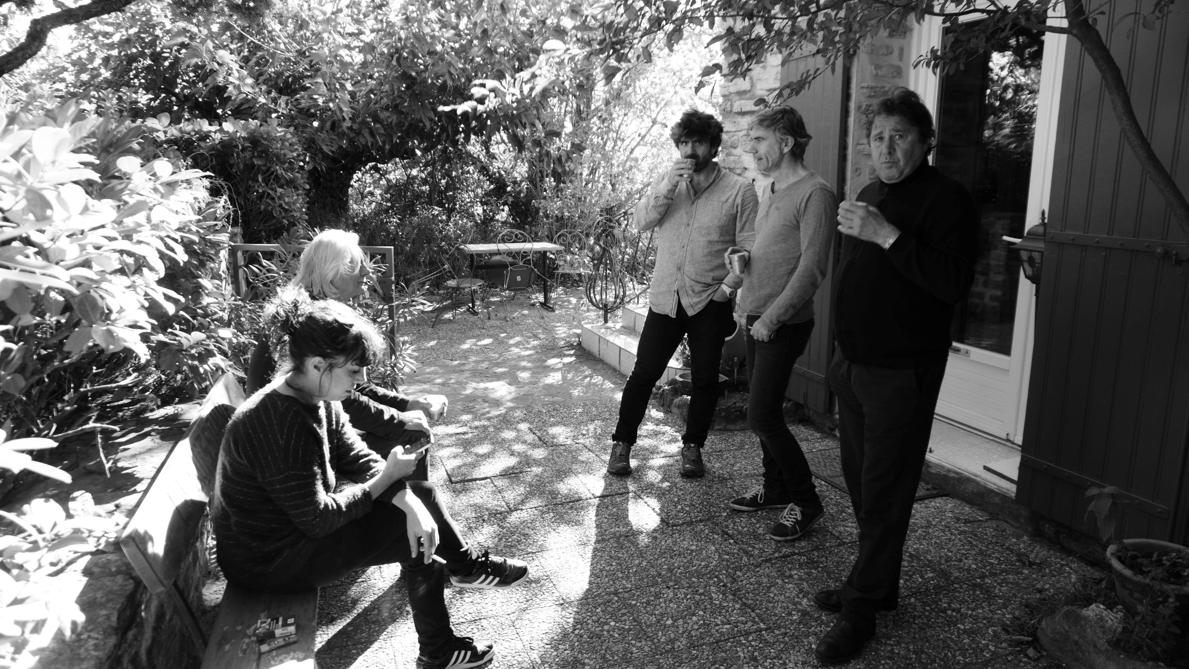 Sclavis Quartet und Manfred Eicher
