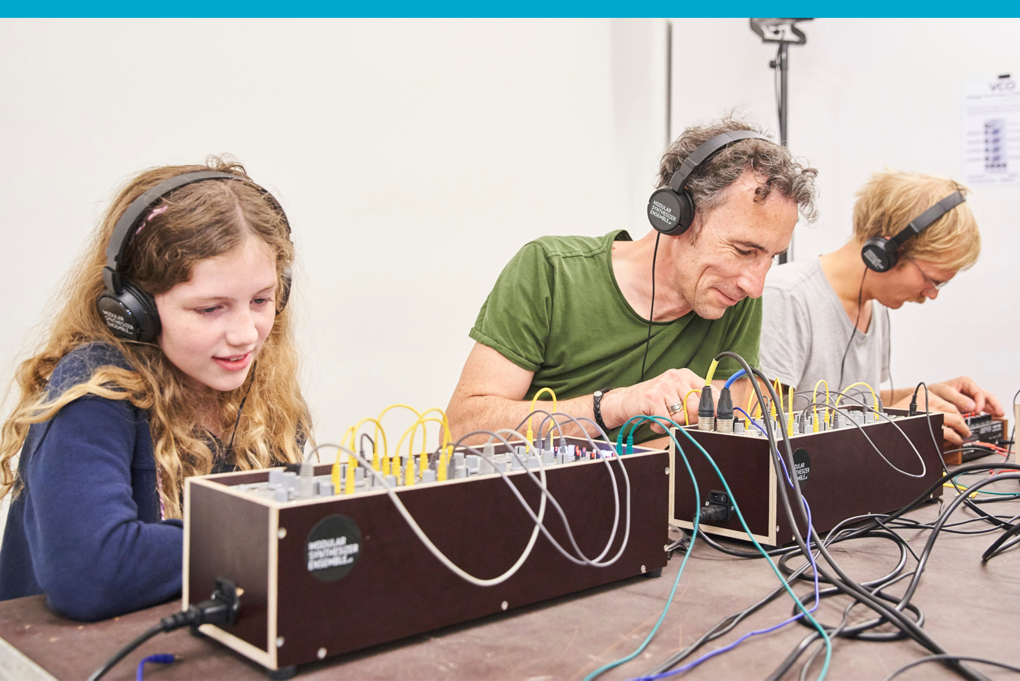 Kreativ Modular Synthesizer