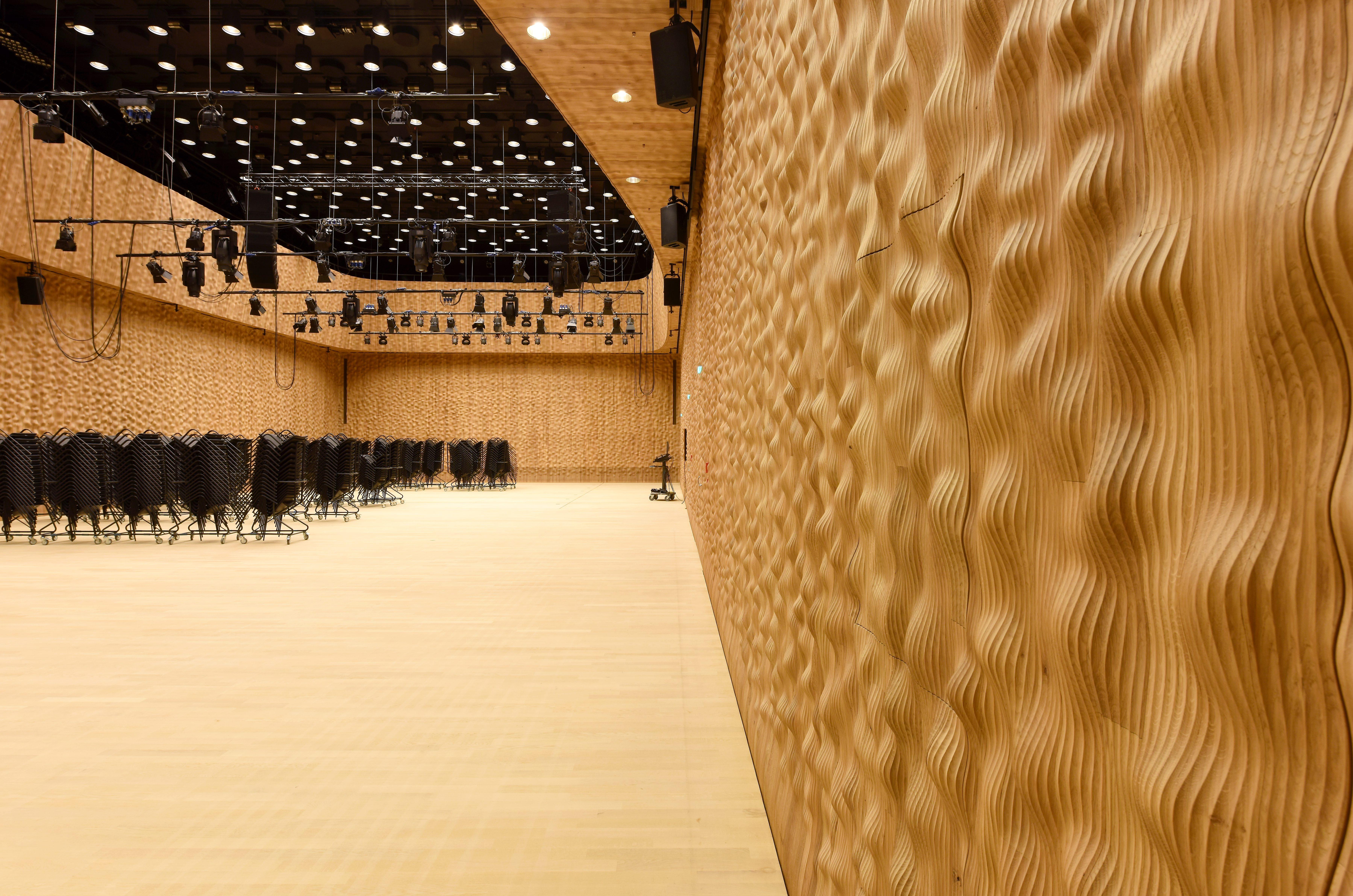 Kleiner Saal. Elbphilharmonie Hamburg ...