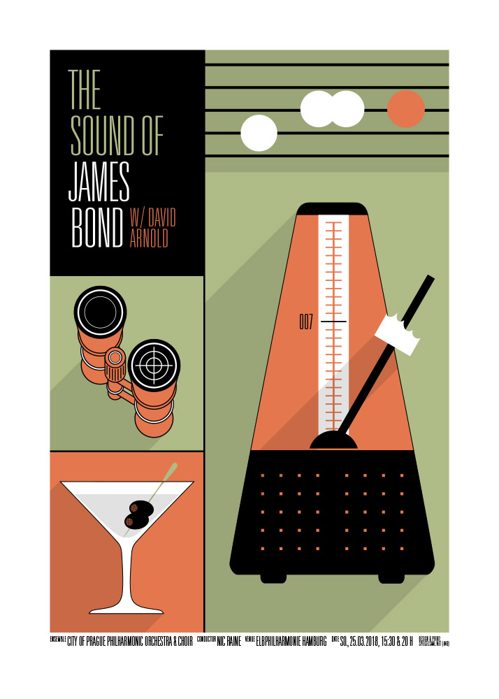 The Sound of James Bond