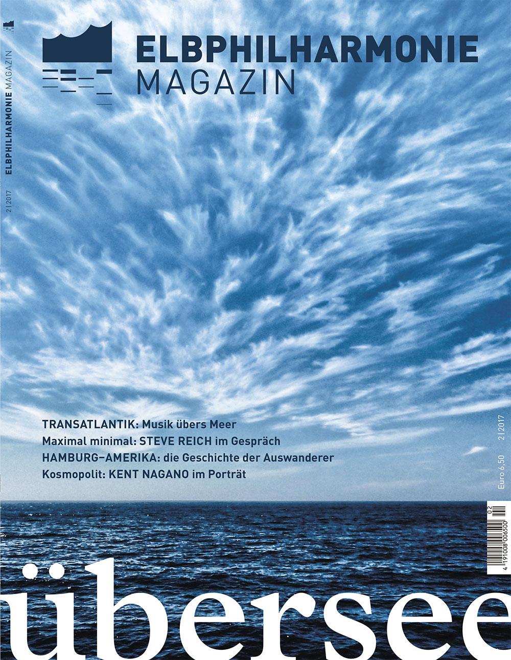 Elbphilharmonie Magazine »übersee« / Second Issue