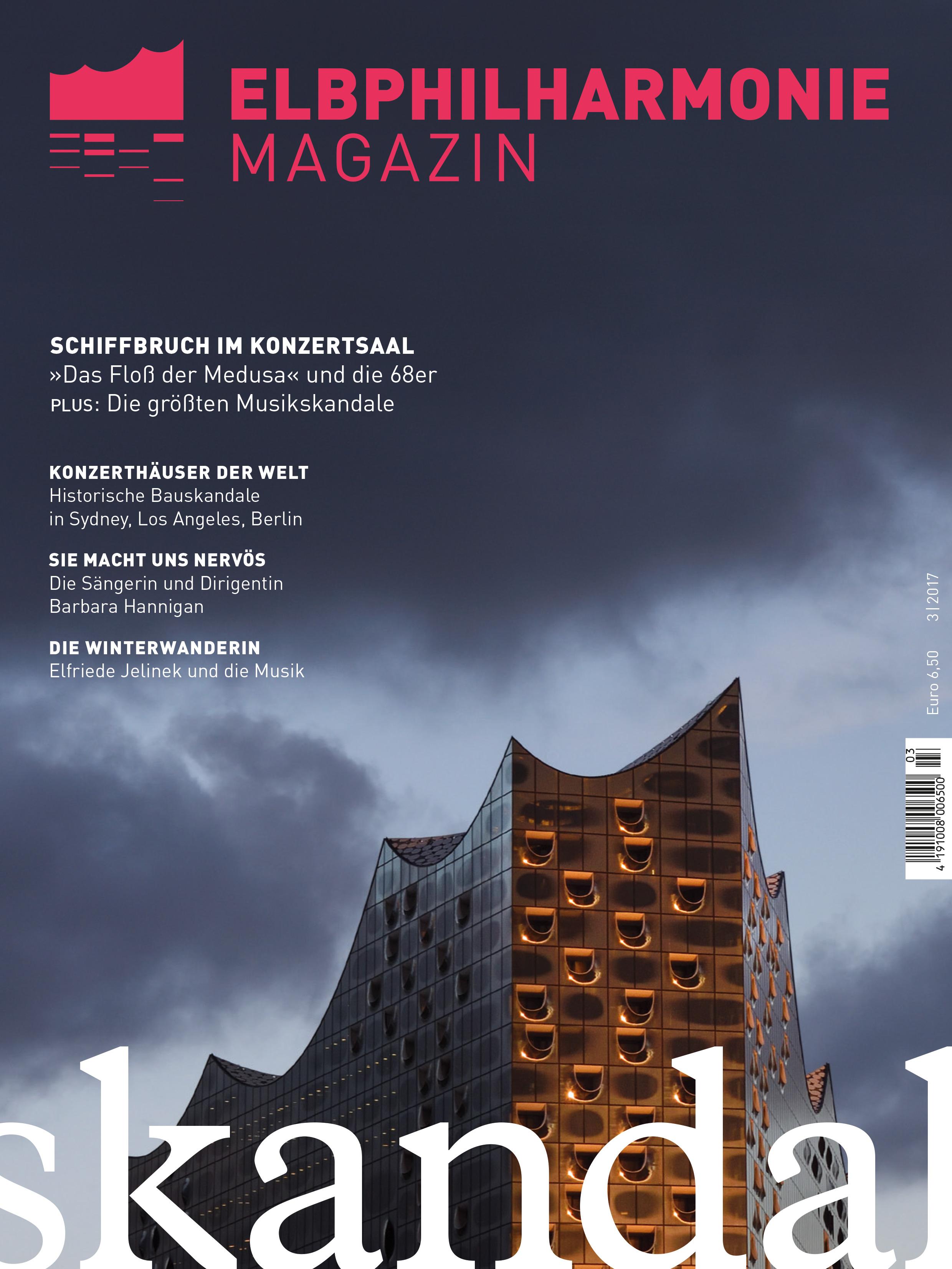 Elbphilharmonie Magazin 3/2017