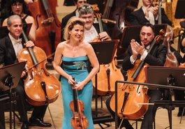 Orchestra di Santa Cecilia / Anne-Sophie Mutter