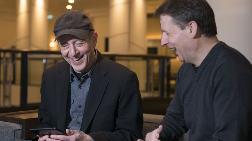 Steve Reich / Clapping Music App