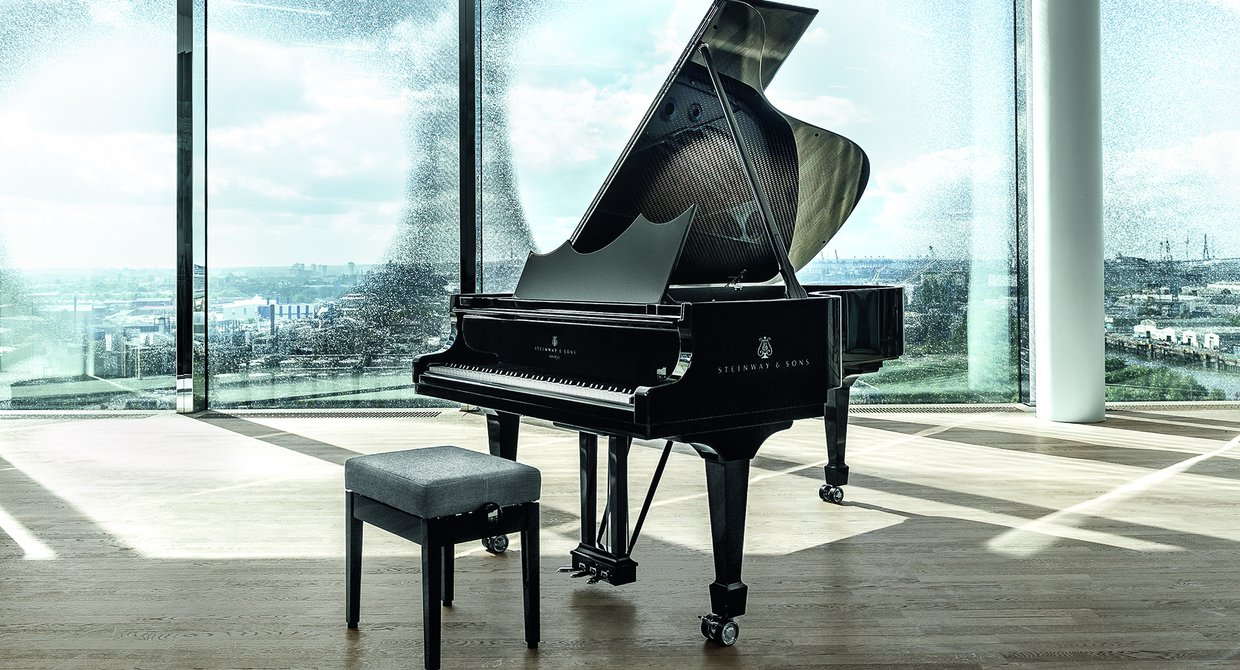 Steinway & Sons Elbphilharmonie Limited Edition