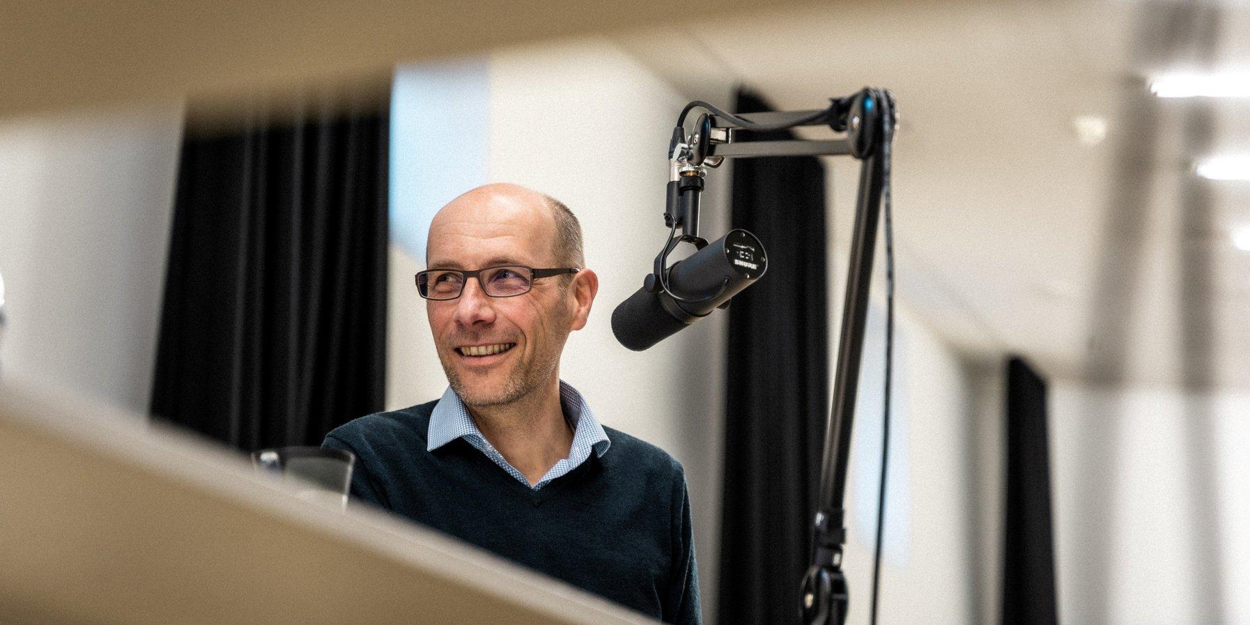 Lutz aus dem Team der Elbphilharmonie Education