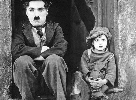 Charlie Chaplin »The Kid«