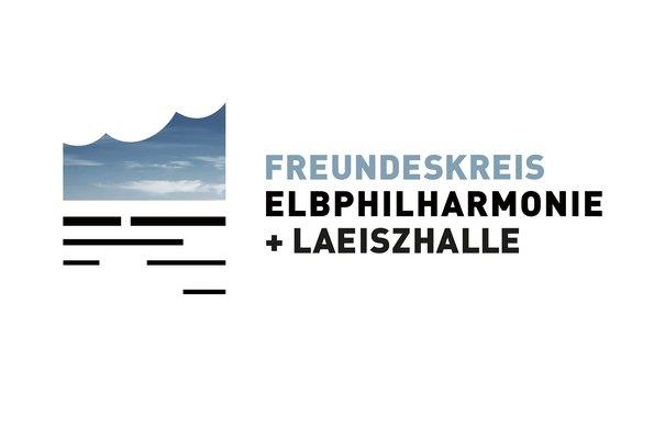 Logo Freundeskreis Laeiszhalle + Elbphilharmonie e.V.
