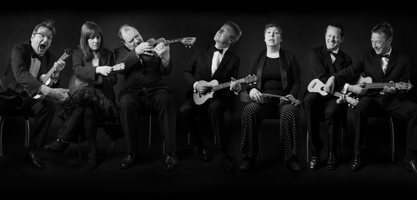 The Ukuele Orchestra of Great Britain
