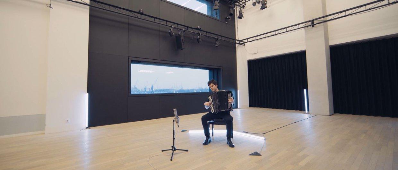 Elbphilharmonie Sessions: João Barradas