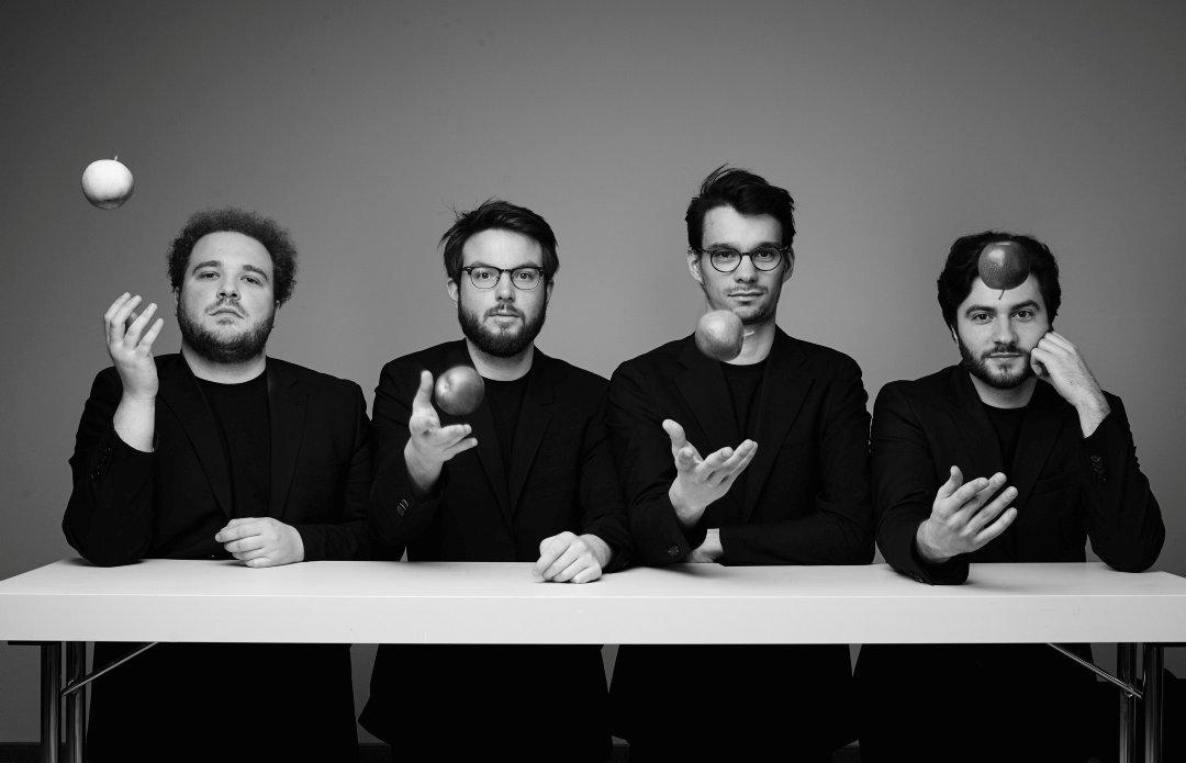 Goldmund Quartett