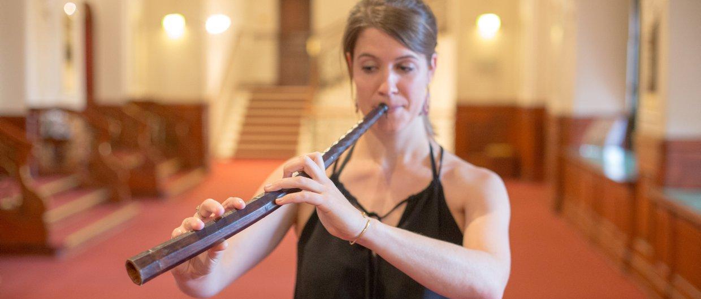 Elbphilharmonie Explains: the Cornett