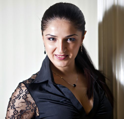 Narine Yeghiyan