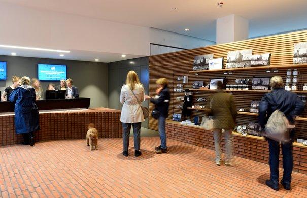 Elbphilharmonie Besucherzentrum