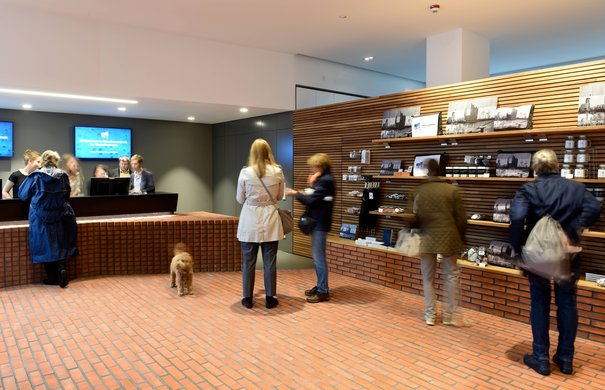 Elbphilharmonie Visitor Center