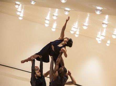 Peggy Grelat-Dupont / Sergiu Matis / Liza Alpízar Aguilar / Corey Scott-Gilbert / Sasha Waltz & Guests Rehearsal