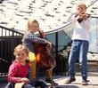 Sesame Street visits the Elbphilharmonie