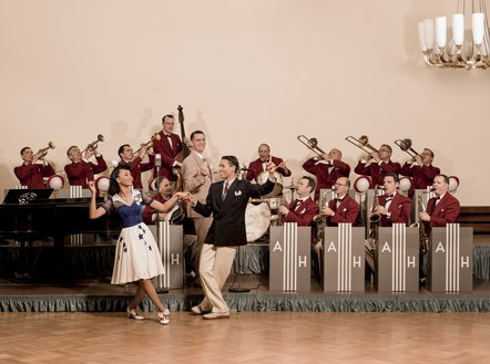 Swing Dance Orchestra
