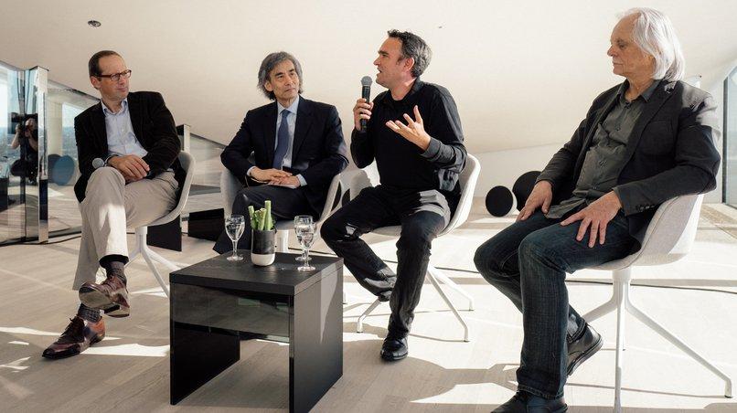 Press conference / »Arche« CD