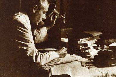 Béla Bartók: Jäger und Sammler