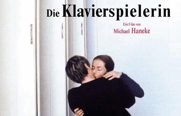 Film: Die Klavierspielerin / Filmplakat