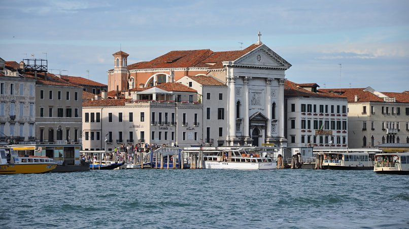 Chiesa della Pietà, Venedig