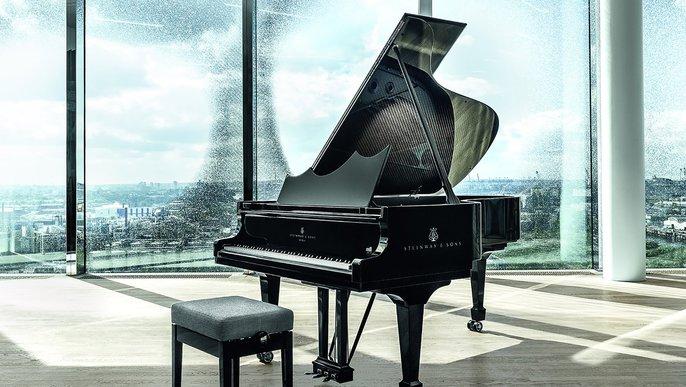Steinway & Sons Elbphilharmonie Limited Edition