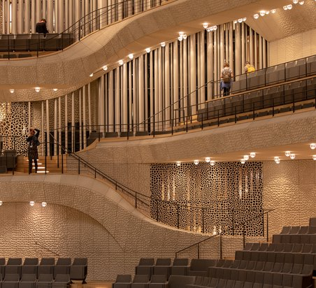 The Elbphilharmonie organ
