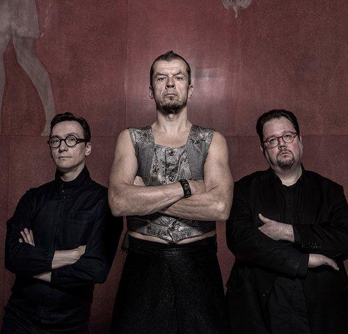 Kimmo Pohjonen / Mikko Helenius / Tuomas Norvio