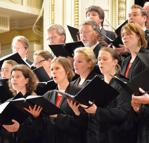 Monteverdi Chor