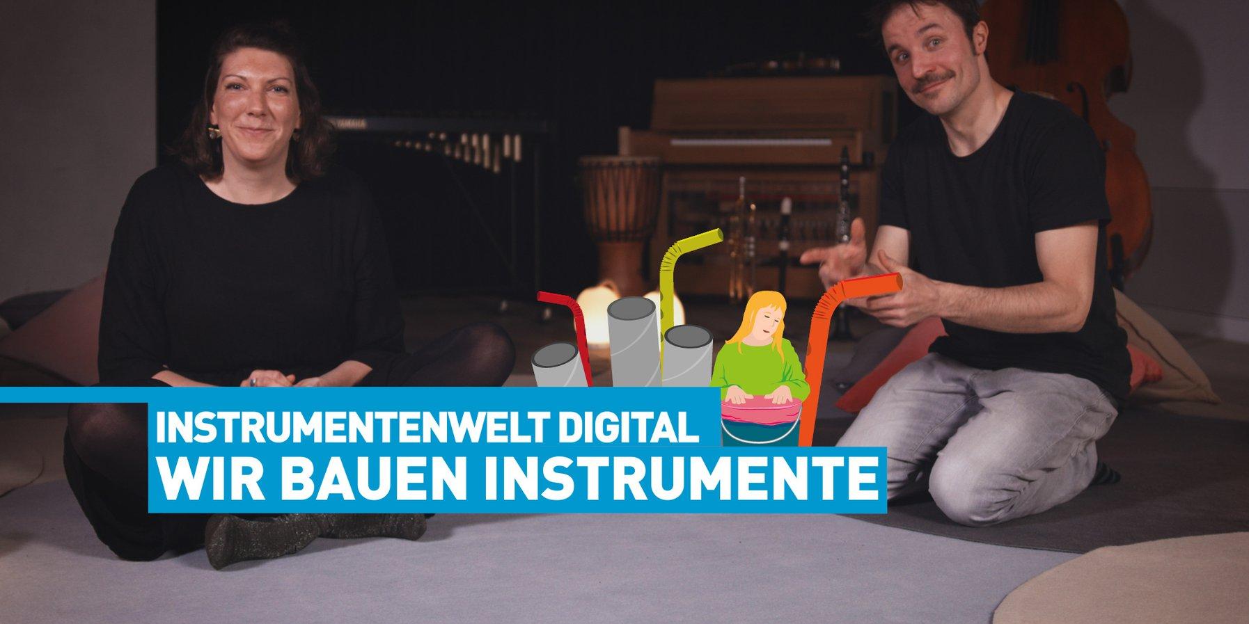 Instrumentenwelt digital