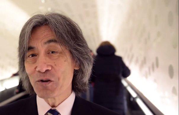 Tube Talk mit Kent Nagano
