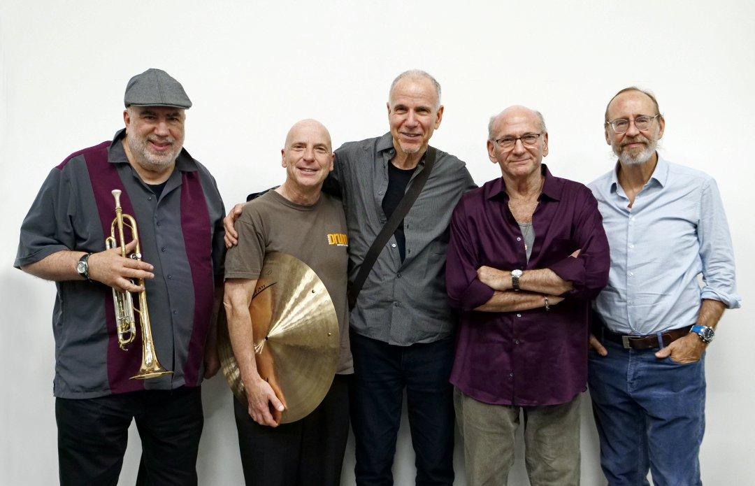 Liebman / Brecker / Copland Quintet