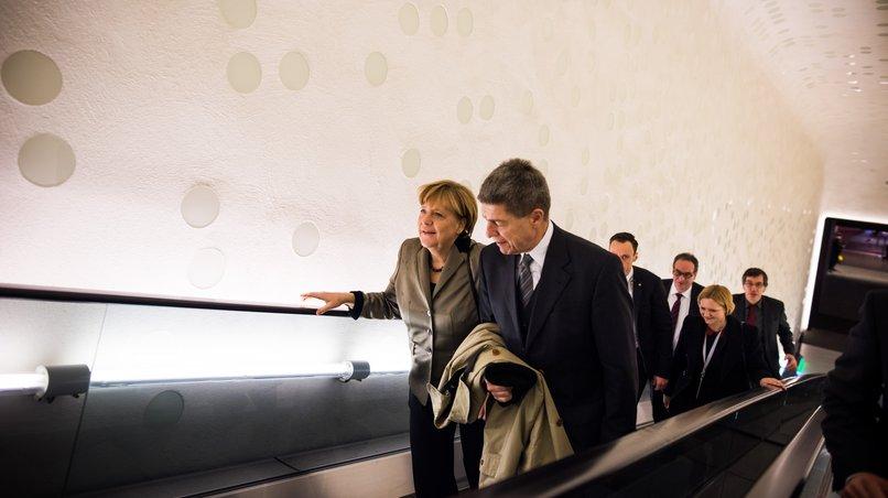 Angela Merkel / Joachim Sauer