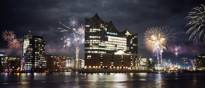 Neujahrskonzert aus der Elbphilharmonie