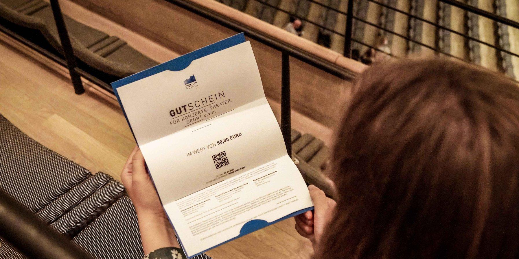 Elbphilharmonie Gutschein