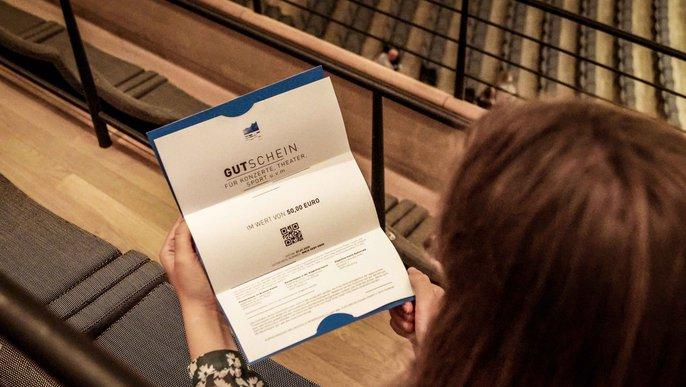 Elbphilharmonie Gift Voucher