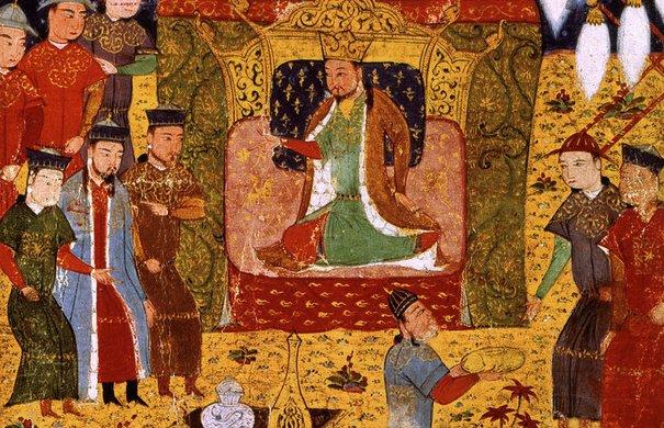 Dschingis Khan