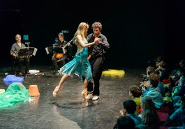Funkelkonzert L / Tanz und Tapir
