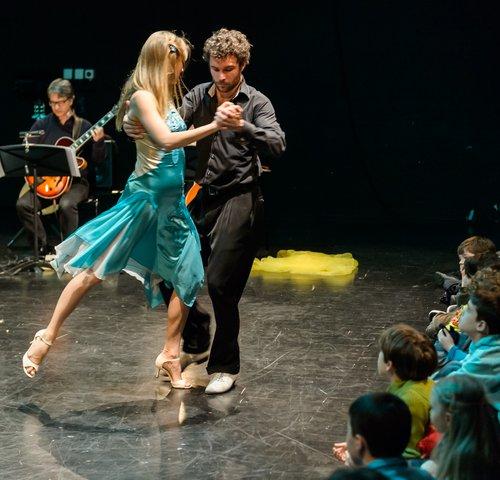 Twinkle Concert L / Tanz und Tapir / Dance and Tapir