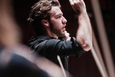 Gustav Mahler Jugendorchester / Lorenzo Viotti