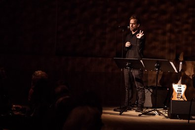 AN ENTHRALLING WEEKEND WITH BRYCE DESSNER