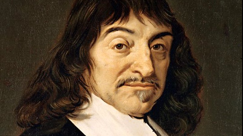 Frans Hals: Portrait of René Descartes