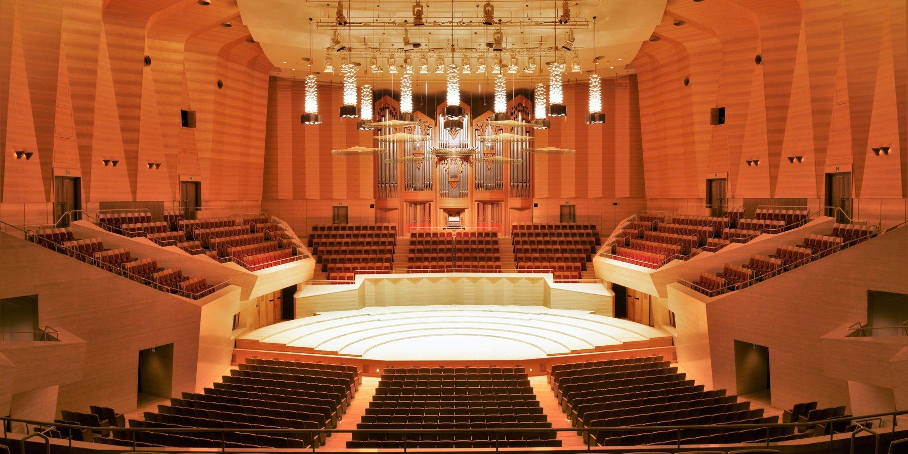 Suntory Hall / Großer Saal