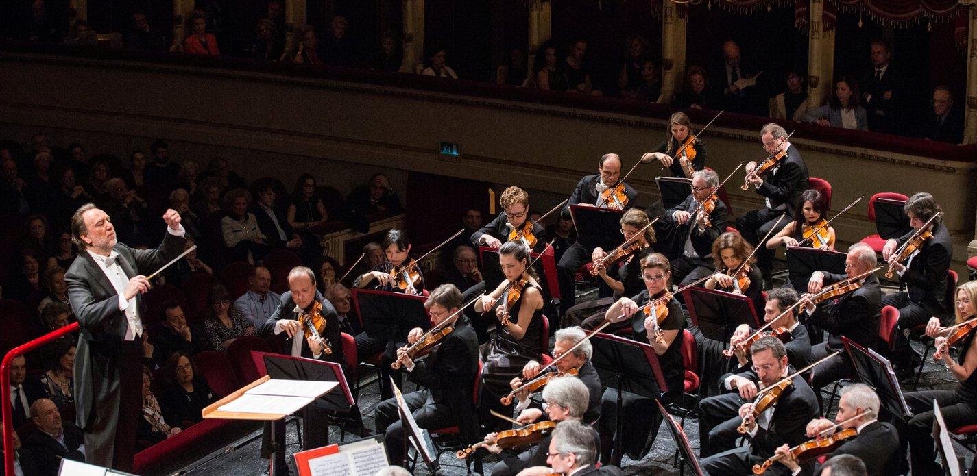 Riccardo Chailly / Filarmonica della Scala