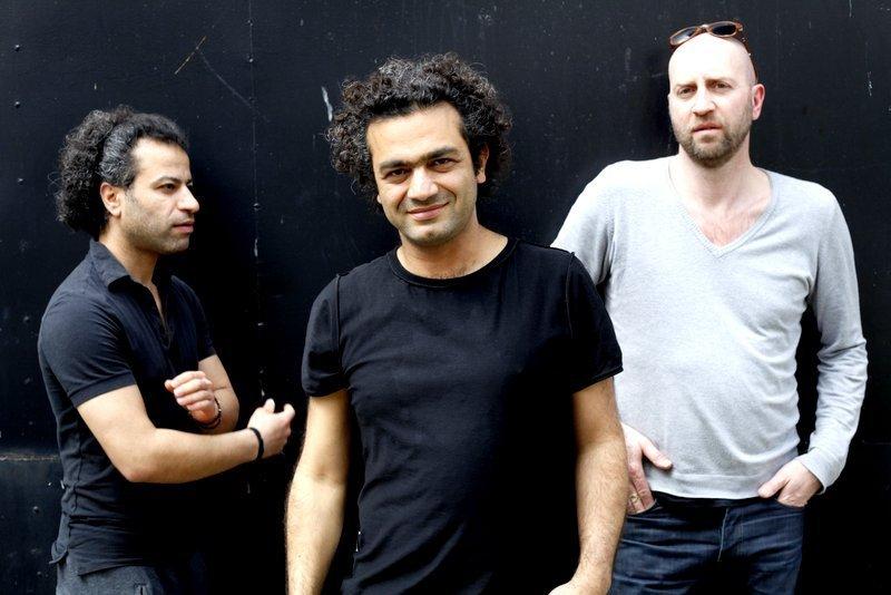 Arshid Azarine Trio
