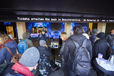 Media Art at the Elbphilharmonie: The ELMAN Project
