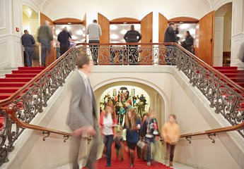 Laeiszhalle / Foyer Kleiner Saal